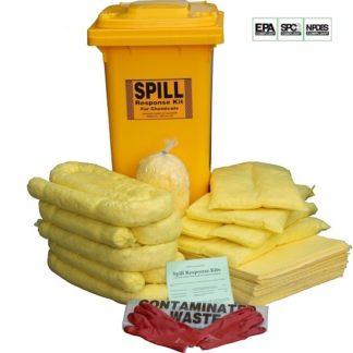 Bộ xử lý sự cố tràn hóa chất 240Lít.