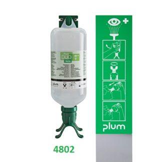 Chai dung dịch rửa mắt plum4802