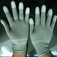găng tay chống tĩnh điện phủ PU ngón tay