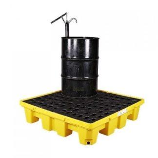 Khay pallet chống tràn hóa chất-dầu SPP104