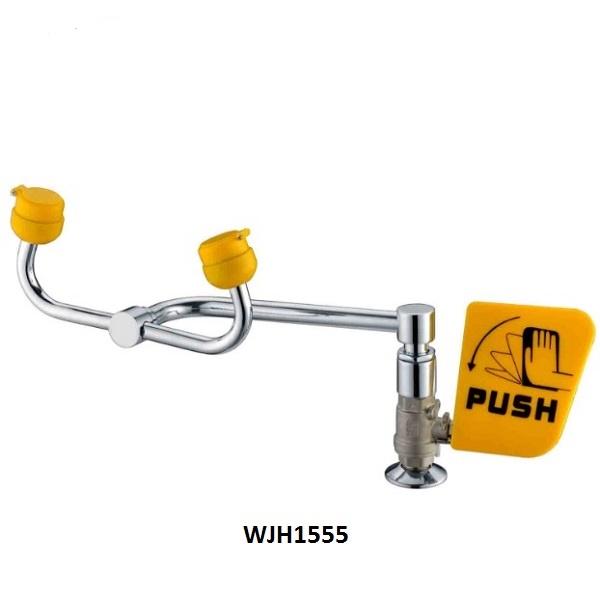Vòi rửa mắt khẩn cấp đặt bàn WJH155