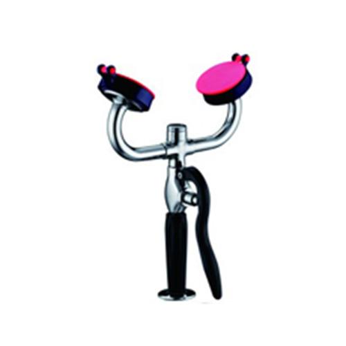 vòi rửa mắt khẩn cấp tay bấm wjh0355A